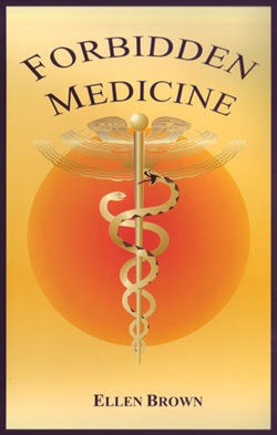 Forbidden Medicine Book Cover